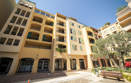 FONTVIEILLE BRAND NEW 1 BED WITH PARKING