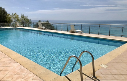 CAP MARTIN : SEA VIEW 2BED APARTMENT NEAR MONACO