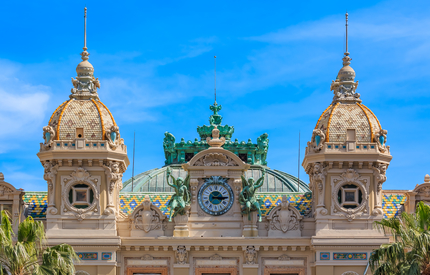 MONTE CARLO : SHOP FOR SALE WITH WINDOW