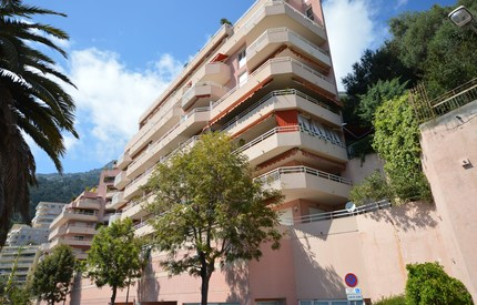 BEAUSOLEIL : LOVELY 1 BED' APARTMENT, SEA VIEW