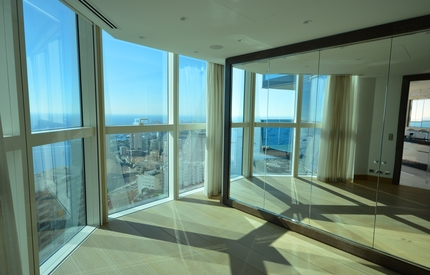 Exquisite Luxus-Apartment - ODEON TOWER