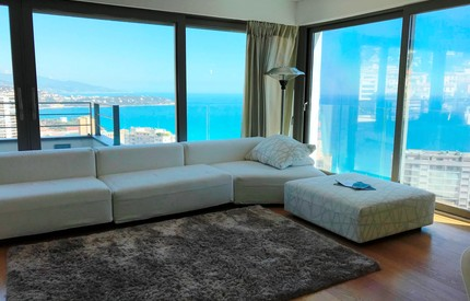 2 BED' DUPLEX GORGEOUS SEA VIEW Exclusive house