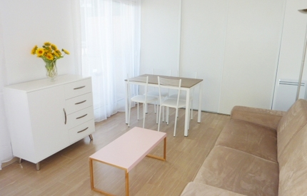 Studio flat close to Monaco (FRANCE-Beausoleil)
