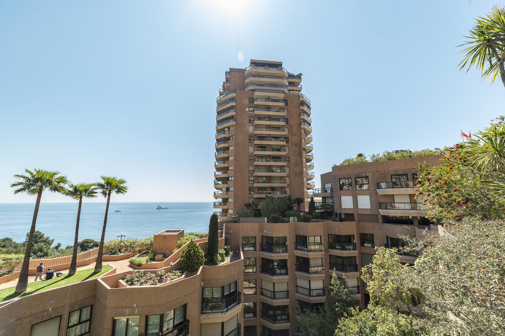 monte carlo sun brand new studio flat piras immobilier monaco