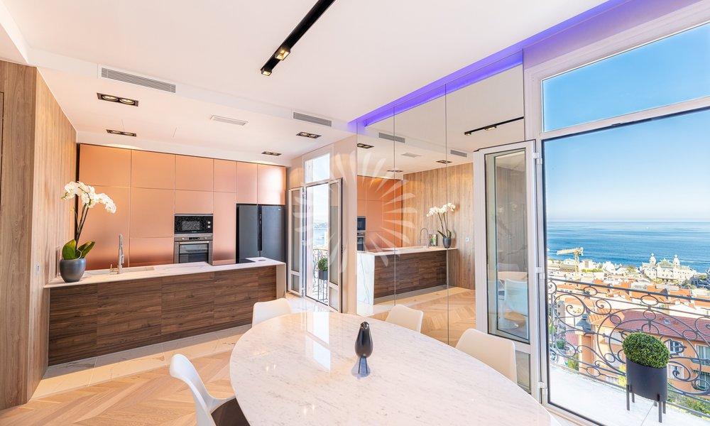 Appartamento Unico Vista Monte Carlo