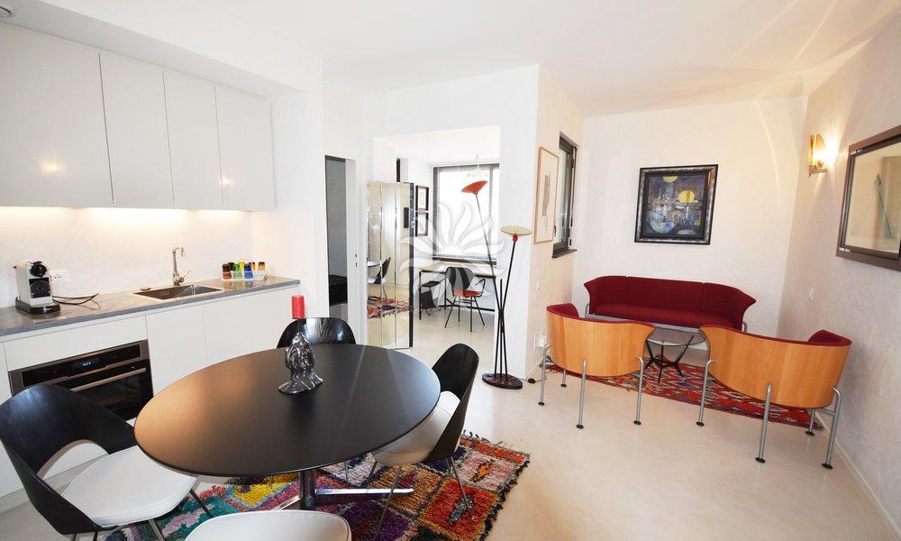 Parc Saint Roman - Monte Carlo - 1 Bett Wohnung