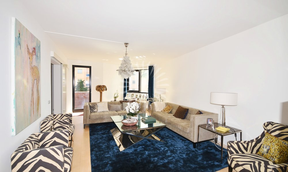 Rented- Saint André Residence - Casino Square