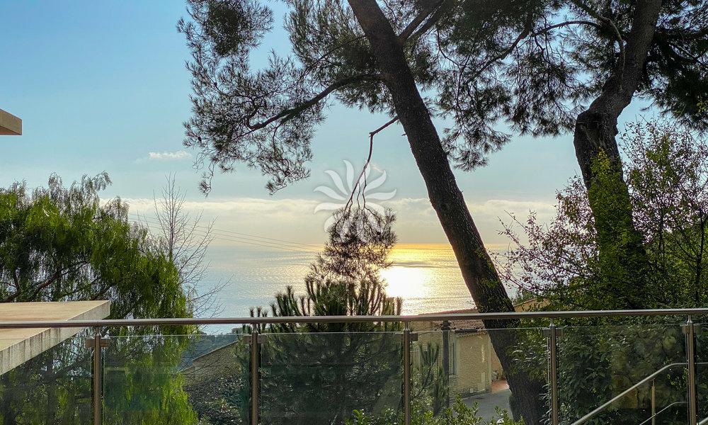 Beausoleil: Lovely Modern villa with Pool-Gardens