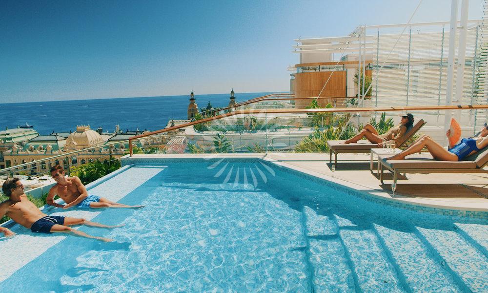 One Monte Carlo - Triplex Penthouse